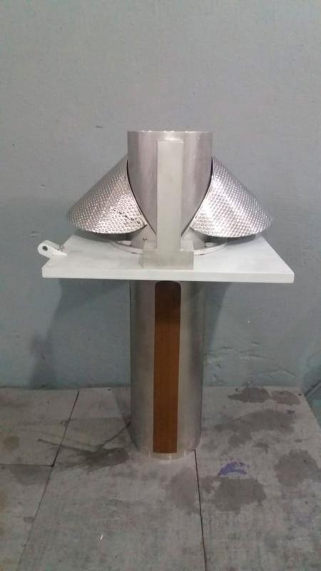 Empresa de colarinho e tubo formador