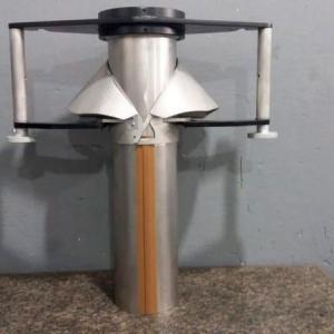 Fabrica de colarinho e tubo formador